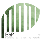 Building Sustainability Palette Logo